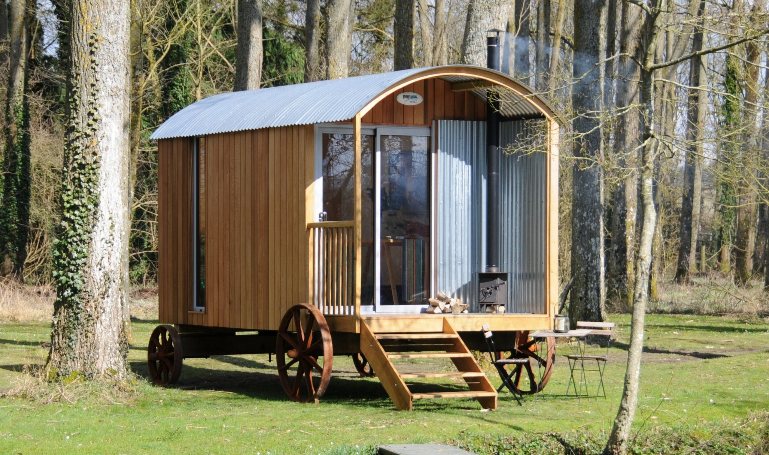Garden office buildings contemporary garden offices for A frame hut plans