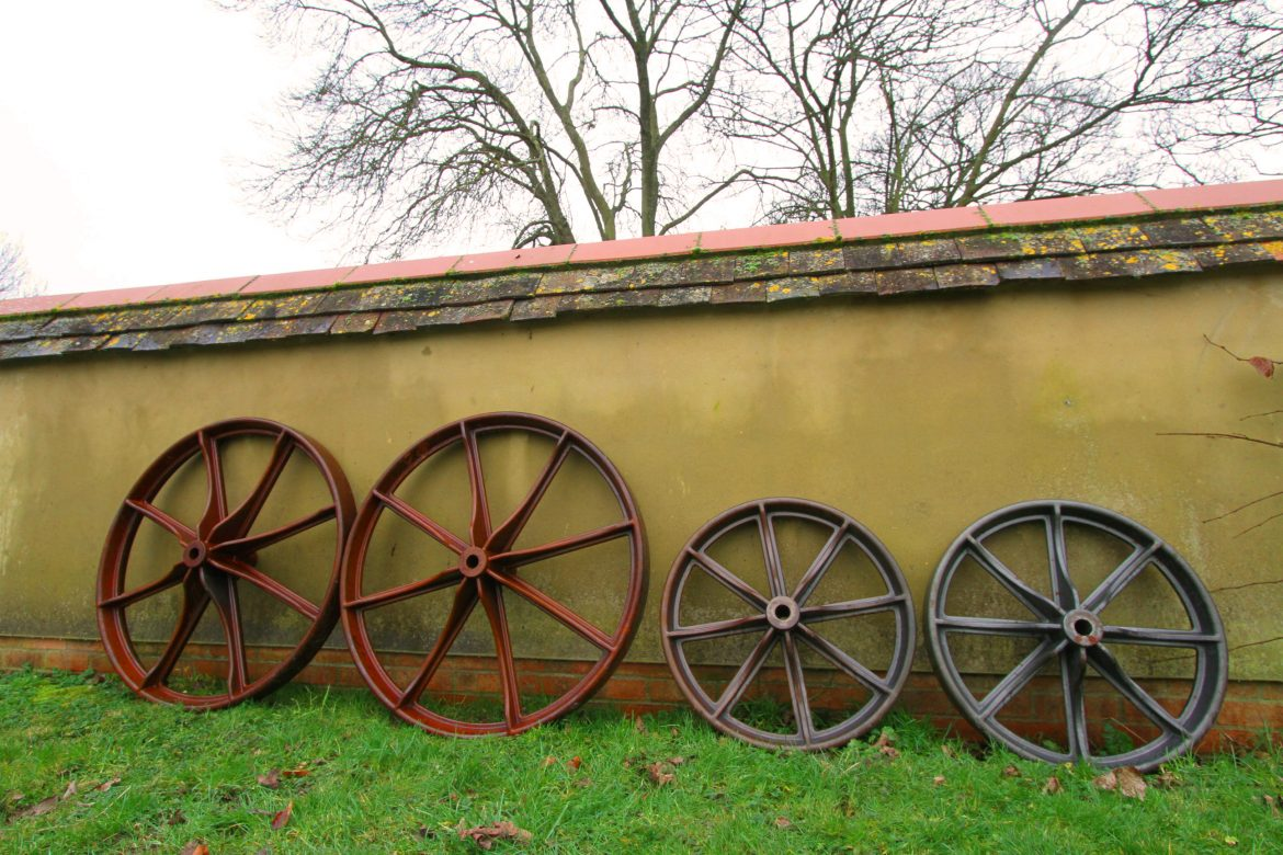 The Best Wheels In The Shepherd's Hut Trade