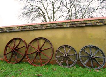 The Best Wheels In The Shepherd's Hut Trade