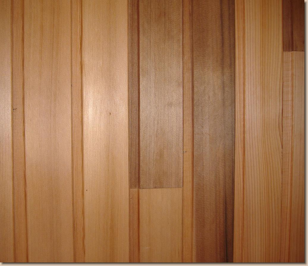 Tongue And Groove Paneling Plain Huts