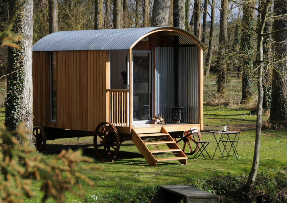 Why The Shepherd's Hut Is Here To Stay