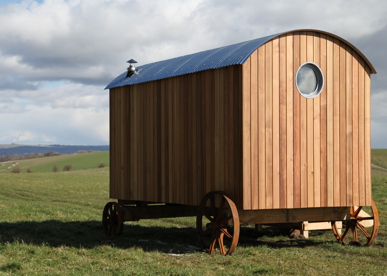 FAQs: Getting Planning Permission For Your Shepherd's Hut