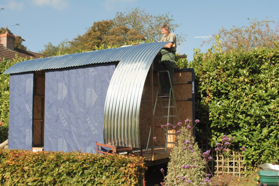 FAQs: Building A Shepherd's Hut Using Our Kits