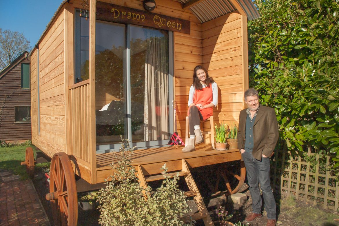 Living With A Flat Pack Hut: A Conversation With Richard & Holly (Part Two)