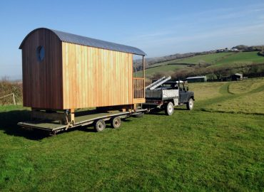 Preparing For The Arrival Of Your Shepherd's Hut
