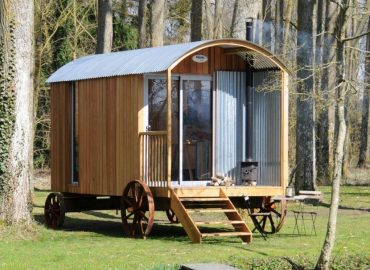 The Top Five Questions About Our Shepherd's Huts