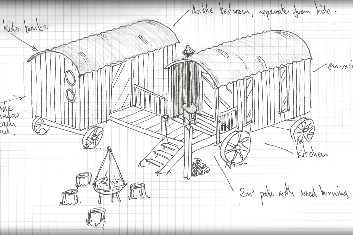 The Bespoke Shepherd's Hut