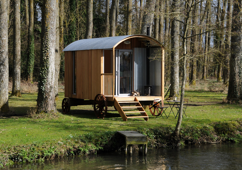shepherds huts for sale